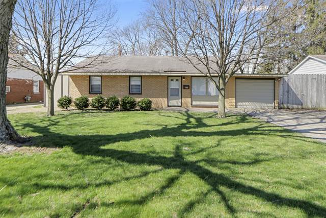 1203 Williamsburg Drive, Champaign, IL 61821 (MLS #10684690) :: Property Consultants Realty