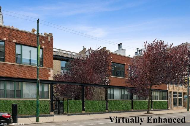 2943 N Lincoln Avenue #208, Chicago, IL 60657 (MLS #10685126) :: Touchstone Group