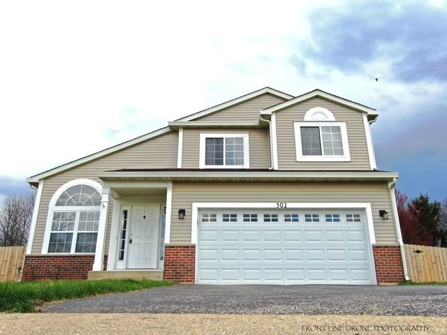 502 Foxborough Trail, Bolingbrook, IL 60440 (MLS #10685256) :: Angela Walker Homes Real Estate Group