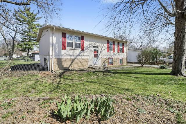 1118 Westfield Drive, Champaign, IL 61821 (MLS #10685447) :: BN Homes Group