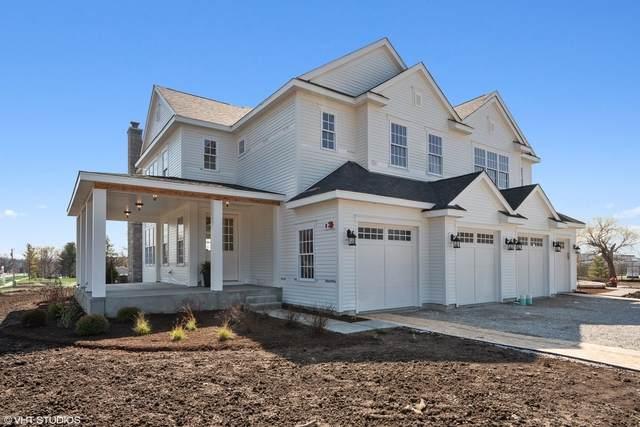736 Derby Lane, Barrington, IL 60010 (MLS #10685584) :: Helen Oliveri Real Estate