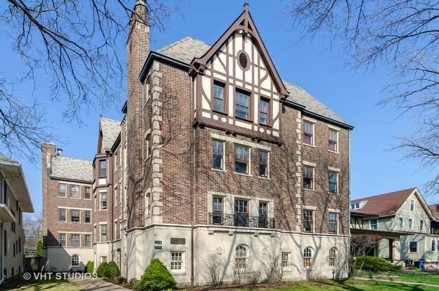 1114 Maple Avenue B3, Evanston, IL 60202 (MLS #10685952) :: Helen Oliveri Real Estate