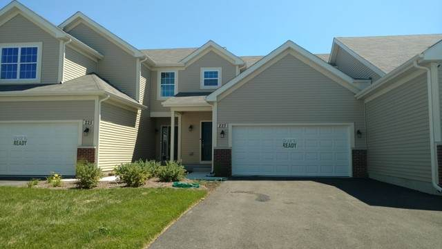 223 Dorset Avenue, Oswego, IL 60543 (MLS #10686528) :: Littlefield Group