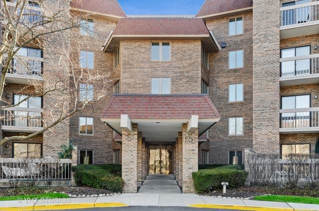 1220 Rudolph Road 5K, Northbrook, IL 60062 (MLS #10689868) :: Helen Oliveri Real Estate