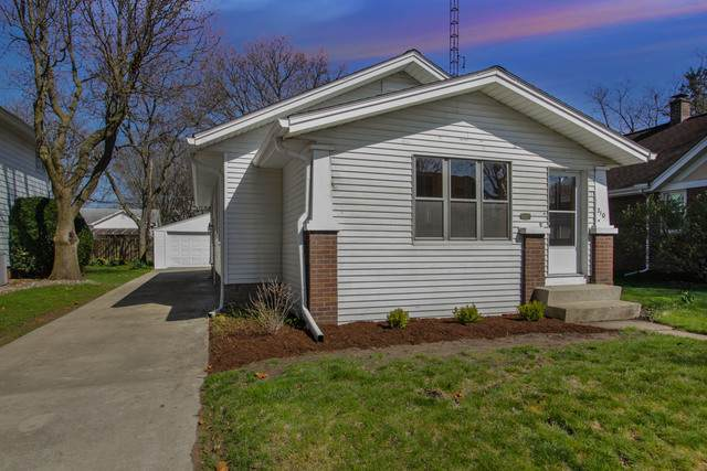 210 S Florence Avenue, Bloomington, IL 61701 (MLS #10690125) :: BN Homes Group