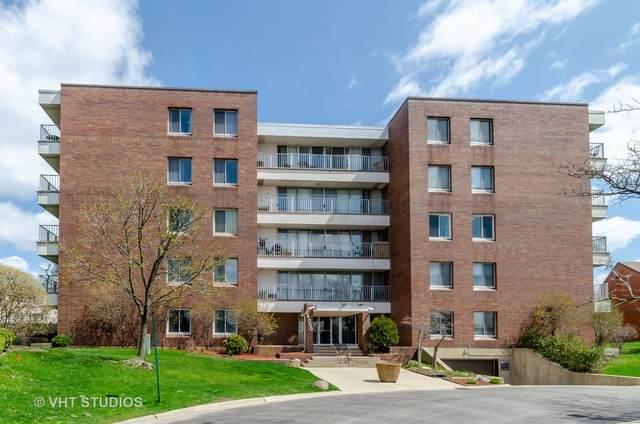 4000 Triumvera Drive A207, Glenview, IL 60025 (MLS #10696797) :: John Lyons Real Estate