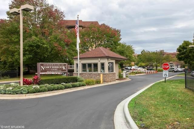 1280 Rudolph Road 3L, Northbrook, IL 60062 (MLS #10699789) :: John Lyons Real Estate