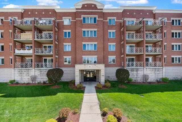 2919 N Harlem Avenue #214, Chicago, IL 60707 (MLS #10703217) :: Littlefield Group