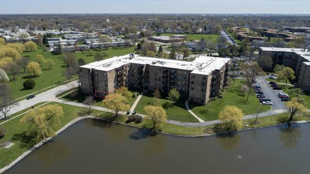 700 Wellington Avenue #118, Elk Grove Village, IL 60007 (MLS #10707623) :: John Lyons Real Estate