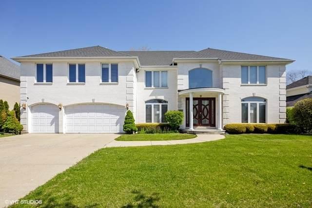 3618 Ari Lane, Glenview, IL 60026 (MLS #10708654) :: Helen Oliveri Real Estate