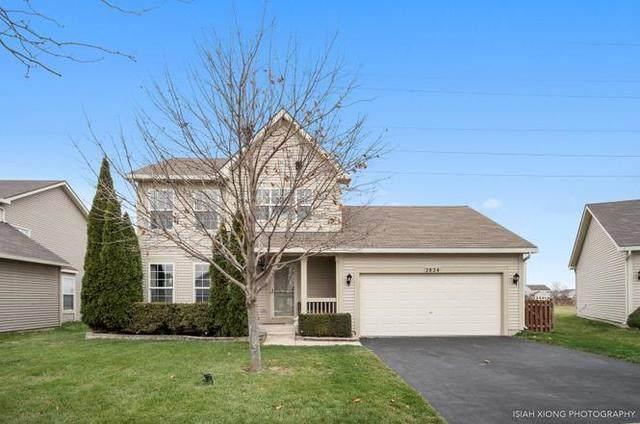 2824 Heather Lane, Montgomery, IL 60538 (MLS #10708704) :: O'Neil Property Group
