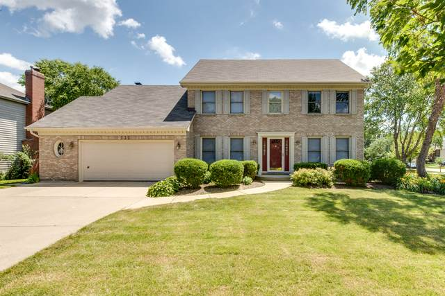 532 Rock Spring Court, Naperville, IL 60565 (MLS #10709080) :: Lewke Partners