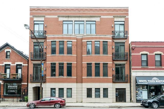1359 W Fullerton Avenue 2W, Chicago, IL 60614 (MLS #10711558) :: Touchstone Group