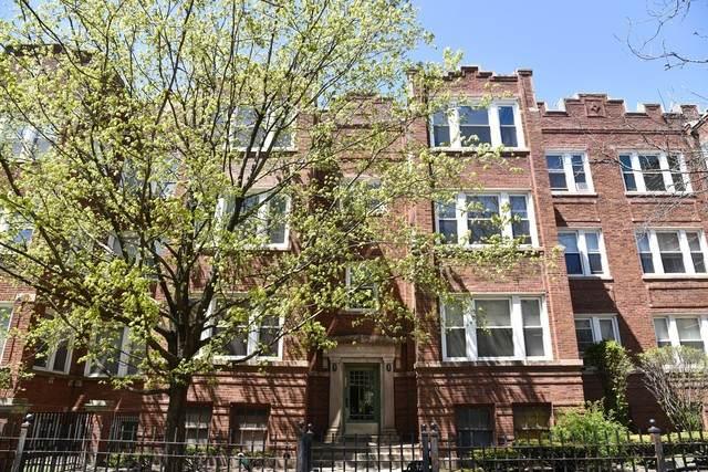 4452 N Beacon Street #3, Chicago, IL 60640 (MLS #10711719) :: Suburban Life Realty