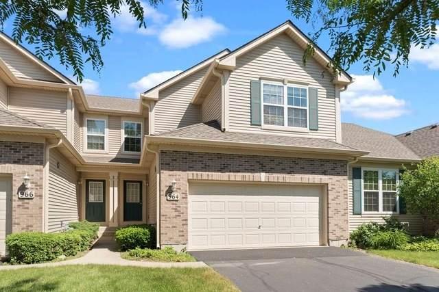 964 Oak Ridge Boulevard, Elgin, IL 60123 (MLS #10714071) :: Property Consultants Realty