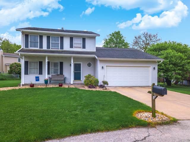 14 Spiria Court, Bloomington, IL 61701 (MLS #10714475) :: Ryan Dallas Real Estate