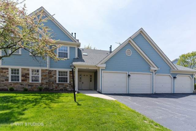 2829 Meadow Lane V1-A, Schaumburg, IL 60193 (MLS #10714709) :: Property Consultants Realty