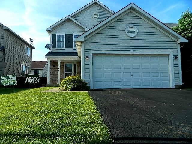 3107 Nantucket Drive, Joliet, IL 60435 (MLS #10714949) :: Janet Jurich