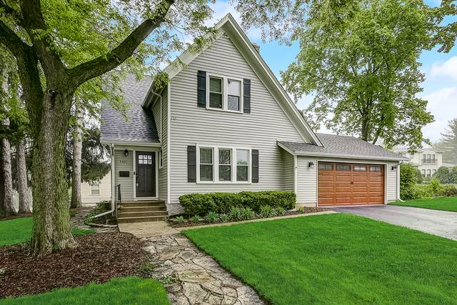5401 Main Street, Downers Grove, IL 60515 (MLS #10715140) :: The Wexler Group at Keller Williams Preferred Realty