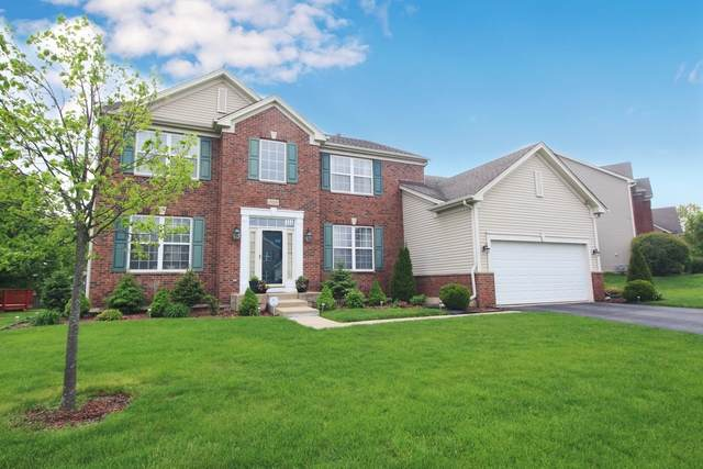 1520 Russell Drive, Hoffman Estates, IL 60192 (MLS #10715906) :: Suburban Life Realty
