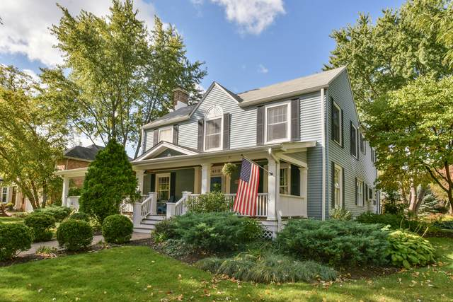 4110 Lawn Avenue, Western Springs, IL 60558 (MLS #10717010) :: The Wexler Group at Keller Williams Preferred Realty