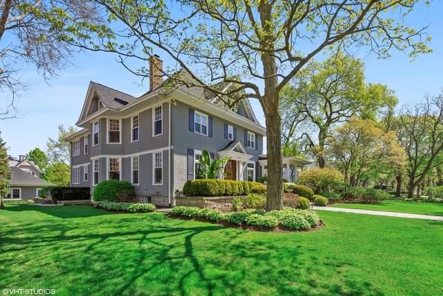 1206 Walnut Street, Western Springs, IL 60558 (MLS #10717013) :: Property Consultants Realty