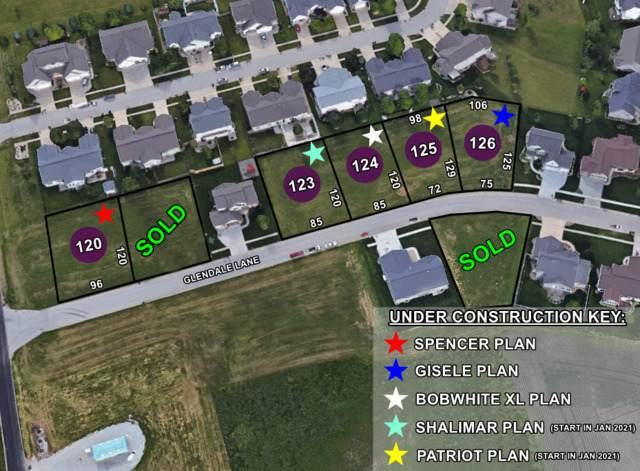 Lot 125 Glendale Lane, Normal, IL 61761 (MLS #10719076) :: Helen Oliveri Real Estate