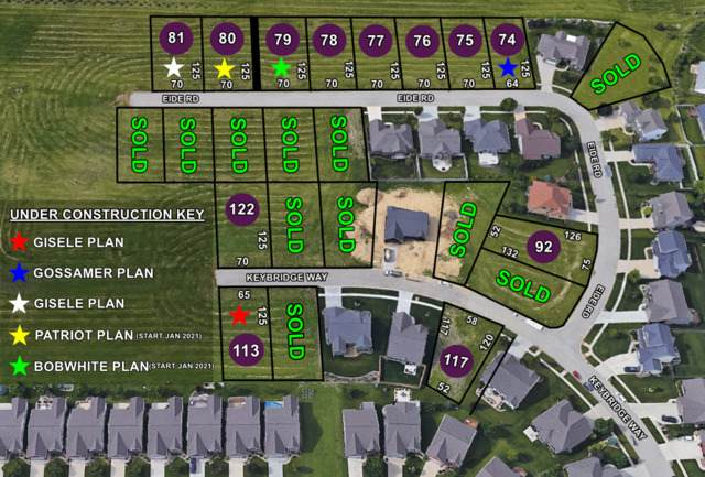 Lot 122 Keybridge Way, Bloomington, IL 61705 (MLS #10720076) :: John Lyons Real Estate