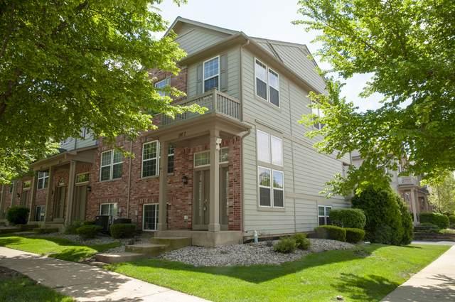 116 Blackhawk Court N #7, Wood Dale, IL 60191 (MLS #10720438) :: John Lyons Real Estate