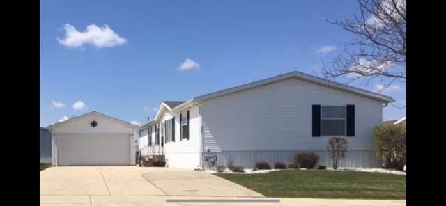 261 Hibiscus Circle, Matteson, IL 60443 (MLS #10720808) :: Helen Oliveri Real Estate