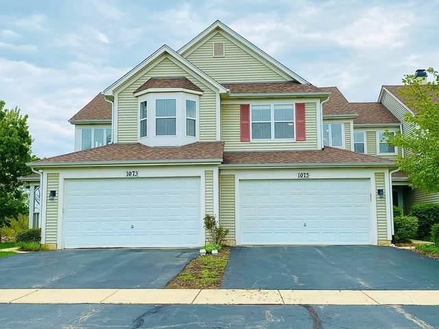 1075 Horizon Drive 16-107, Bartlett, IL 60103 (MLS #10720977) :: Knott's Real Estate Team