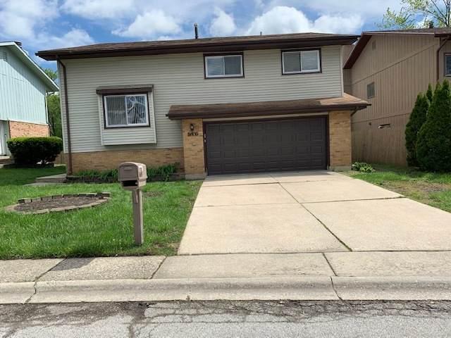 3609 Briar Lane, Hazel Crest, IL 60429 (MLS #10721019) :: John Lyons Real Estate