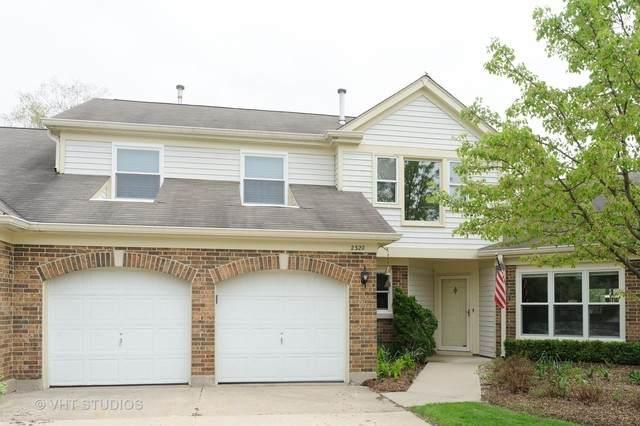2320 Magnolia Court E, Buffalo Grove, IL 60089 (MLS #10721577) :: Property Consultants Realty