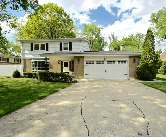 339 Hiawatha Trail, Wood Dale, IL 60191 (MLS #10722059) :: BN Homes Group
