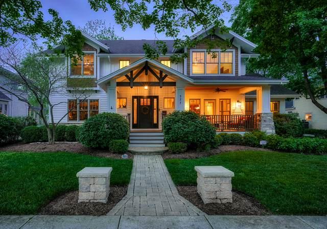 577 Prairie Avenue, Glen Ellyn, IL 60137 (MLS #10722140) :: Littlefield Group