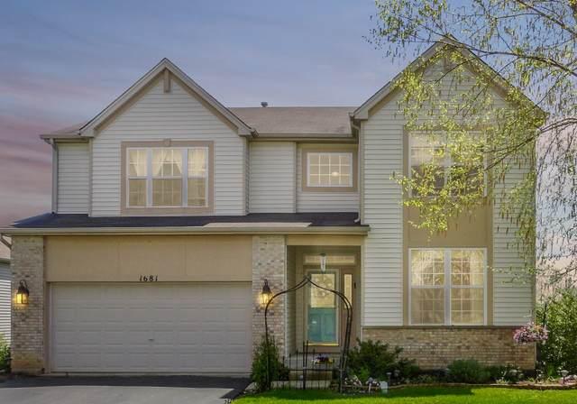 1681 Vista Lake Drive, Antioch, IL 60002 (MLS #10722742) :: The Mattz Mega Group