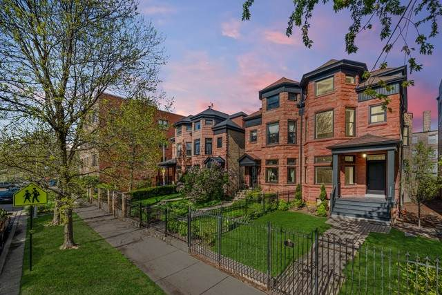 4139 N Kenmore Avenue, Chicago, IL 60613 (MLS #10722851) :: Littlefield Group
