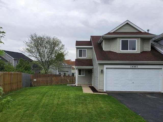 1407 S Pembroke Drive, South Elgin, IL 60177 (MLS #10723170) :: Knott's Real Estate Team