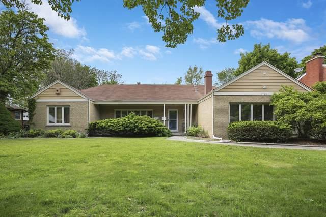 2103 Marston Lane, Flossmoor, IL 60422 (MLS #10723235) :: The Wexler Group at Keller Williams Preferred Realty