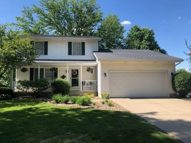 3 Autumn Court, Bloomington, IL 61704 (MLS #10723605) :: Ryan Dallas Real Estate