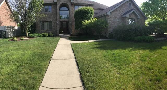 8127 Abbey Road, Tinley Park, IL 60477 (MLS #10724115) :: Property Consultants Realty
