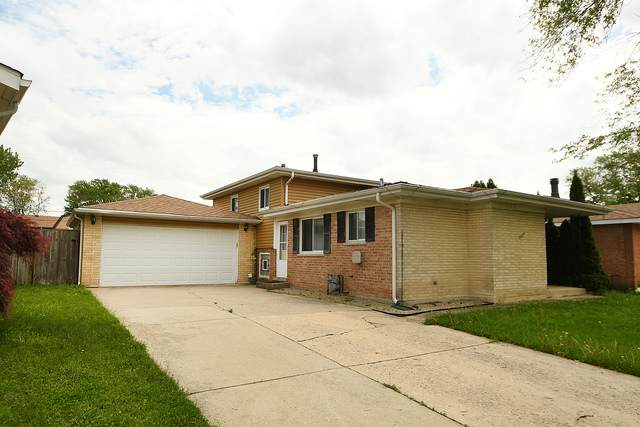 16419 Roy Street, Oak Forest, IL 60452 (MLS #10724150) :: The Wexler Group at Keller Williams Preferred Realty