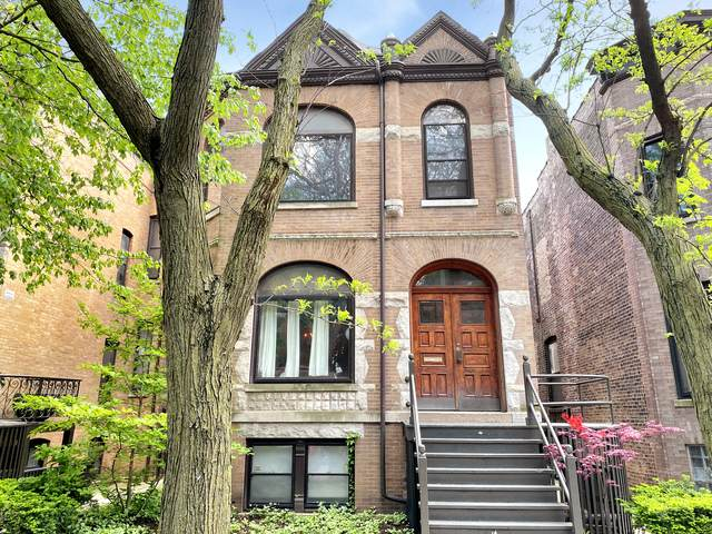2141 W Caton Street, Chicago, IL 60647 (MLS #10724414) :: Property Consultants Realty