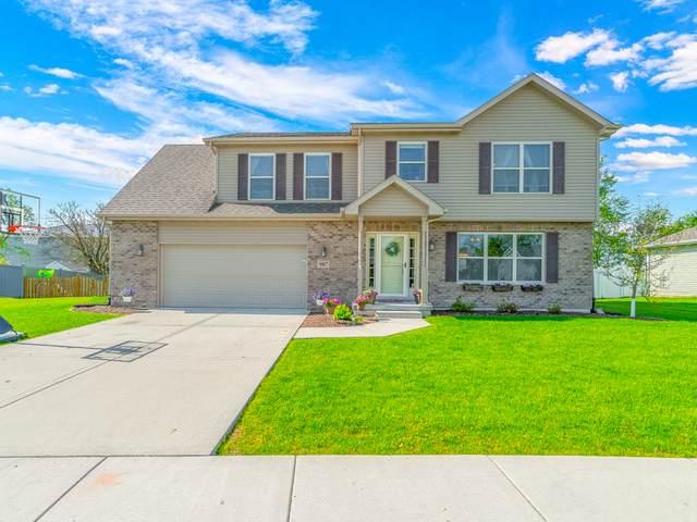 987 S Foxgrove Drive, Coal City, IL 60416 (MLS #10724531) :: Ryan Dallas Real Estate
