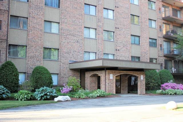 1702 Mill Street #607, Des Plaines, IL 60016 (MLS #10724632) :: John Lyons Real Estate