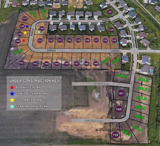Lot 130 Boulder Drive, Normal, IL 61761 (MLS #10725118) :: BN Homes Group