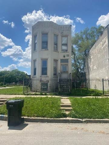6956 S Harvard Avenue, Chicago, IL 60621 (MLS #10725233) :: Property Consultants Realty