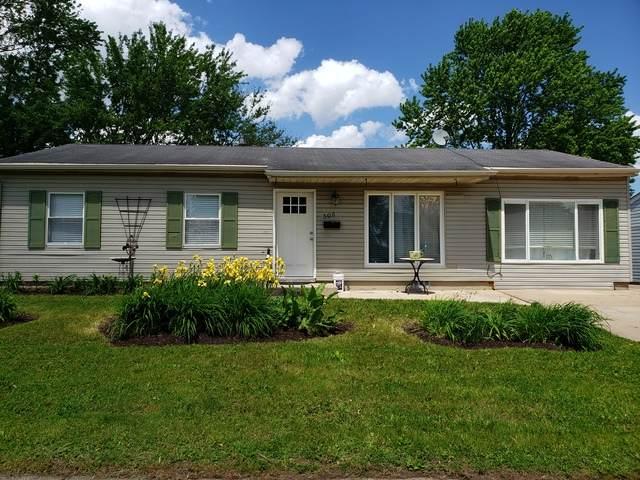 306 Karen Avenue, Romeoville, IL 60446 (MLS #10726016) :: Angela Walker Homes Real Estate Group