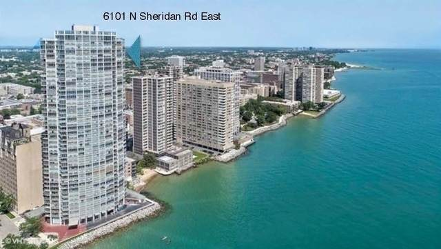 6101 N Sheridan Road 22D, Chicago, IL 60660 (MLS #10726081) :: Suburban Life Realty