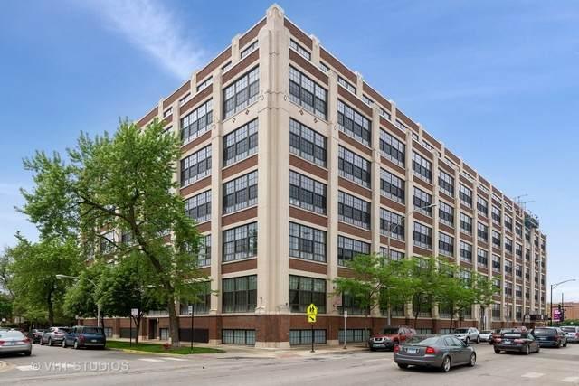 3963 W Belmont Avenue #405, Chicago, IL 60618 (MLS #10726217) :: Littlefield Group